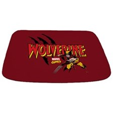 Wolverine Slash Bathmat
