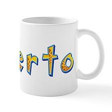 Alberto Giraffe Mugs