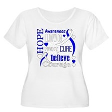 ALS Hope Word T-Shirt