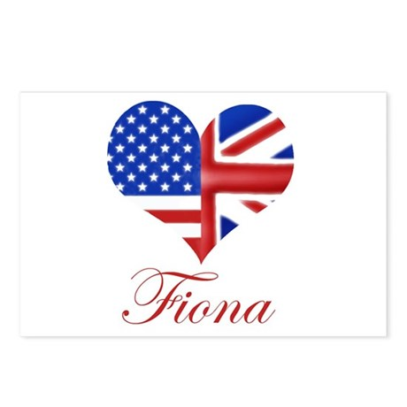 Fiona Postcards (Package of 8)