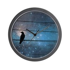 Stars Out Tonight Wall Clock