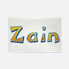 Zain Giraffe Rectangle Magnet