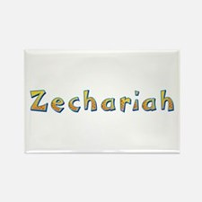 Zechariah Giraffe Rectangle Magnet