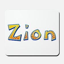 Zion Giraffe Mousepad