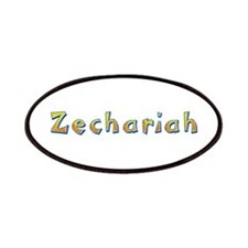 Zechariah Giraffe Patch