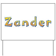Zander Giraffe Yard Sign