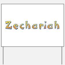 Zechariah Giraffe Yard Sign