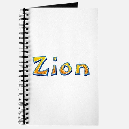 Zion Giraffe Journal