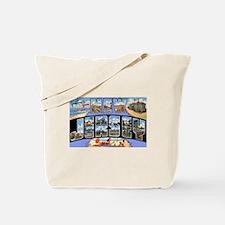 New Jersey Greetings Tote Bag