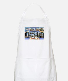 New Jersey Greetings BBQ Apron