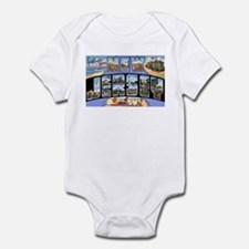 New Jersey Greetings Infant Bodysuit