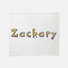 Zackary Giraffe Throw Blanket