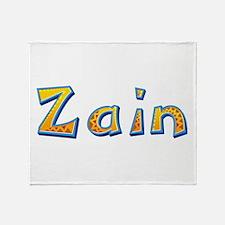 Zain Giraffe Throw Blanket