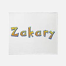 Zakary Giraffe Throw Blanket