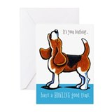 Beagle Greeting Cards (10 Pack)
