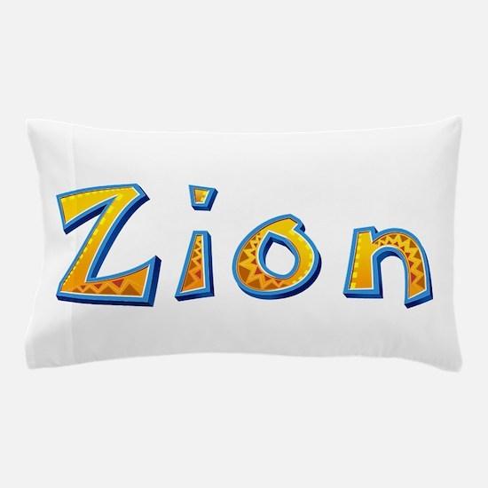 Zion Giraffe Pillow Case