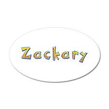 Zackary Giraffe Wall Decal