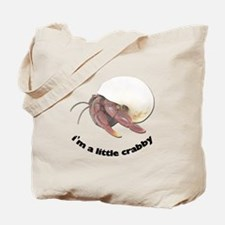 Hermit Crab Photo Tote Bag