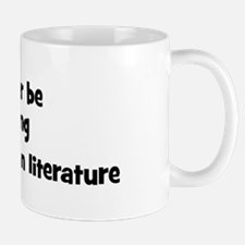 Study African American litera Mug