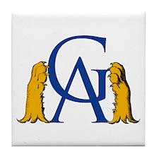 Grace Academy Tile Coaster