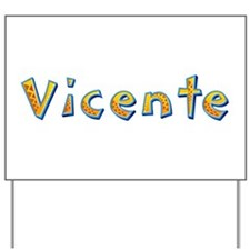 Vicente Giraffe Yard Sign