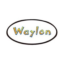 Waylon Giraffe Patch
