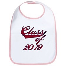 Red Class of 2014 Bib