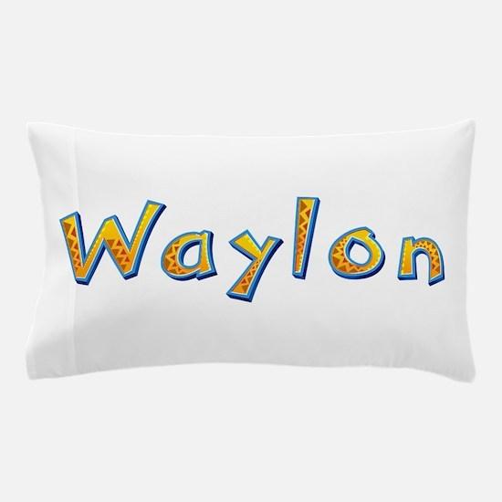 Waylon Giraffe Pillow Case