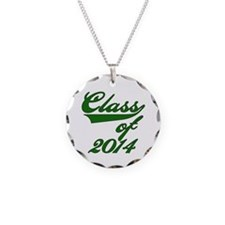 Green Class of 2014 Necklace