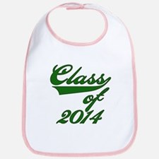 Green Class of 2016 Bib