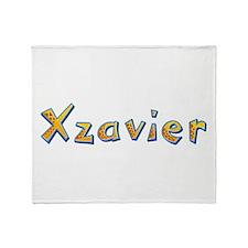 Xzavier Giraffe Throw Blanket