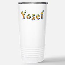 Yosef Giraffe Stainless Steel Travel Mug