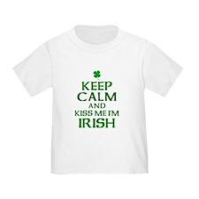 Keep Calm Irish T