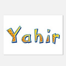 Yahir Giraffe Postcards 8 Pack