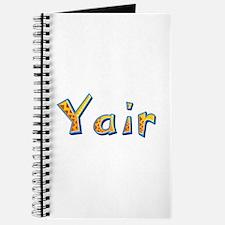 Yair Giraffe Journal