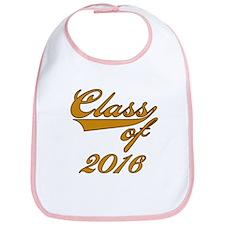 Gold Class of 2014 Bib