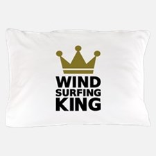 Windsurfing King Pillow Case