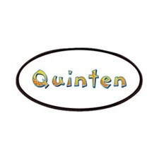 Quinten Giraffe Patch