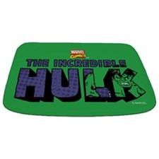 The Incredible Hulk Bathmat