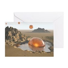 Watering Hole Greeting Cards