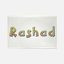 Rashad Giraffe Rectangle Magnet