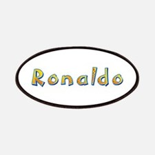 Ronaldo Giraffe Patch