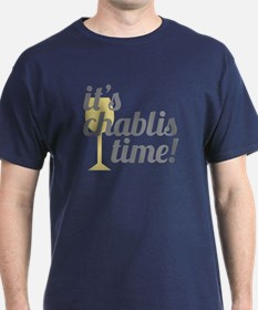 Chablis Time T-Shirt