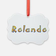 Rolando Giraffe Ornament
