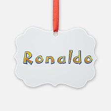 Ronaldo Giraffe Ornament