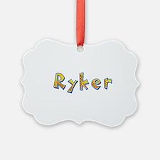 Ryker Giraffe Ornament
