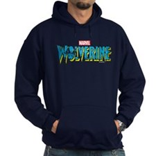 Wolverine Logo Hoodie