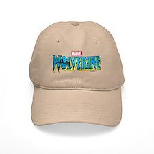 Wolverine Logo Baseball Cap