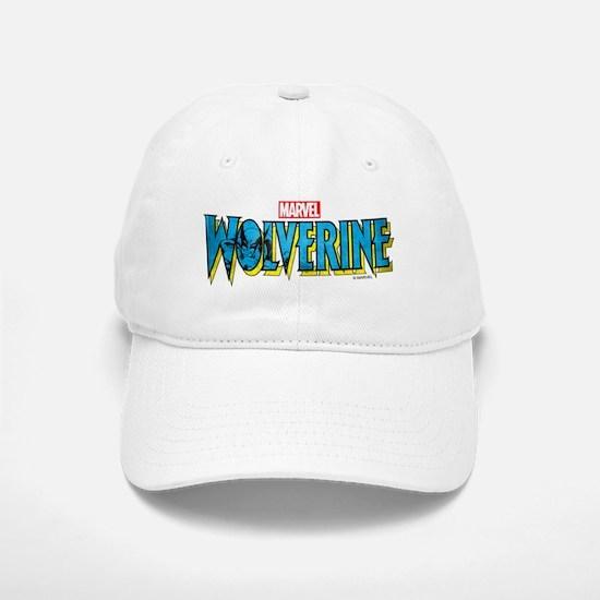 Wolverine Logo Baseball Baseball Cap