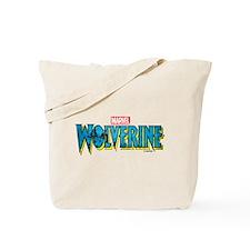 Wolverine Logo Tote Bag